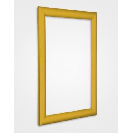 Pearl Gold Snap Frame 25mm