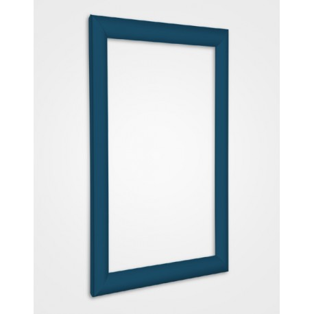 Gentian Blue Snap Frame 25mm