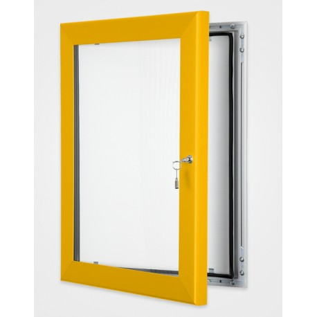 Pearl Gold Colour Key Lock Poster Frame 45mm