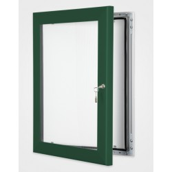 Moss Green Colour Key Lock Poster Frame 45mm