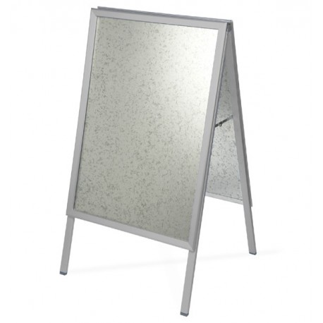 32mm Silver A Board Pavement Sign