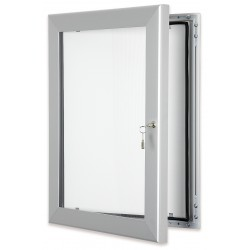 Silver 45mm Key Lock Poster Frame